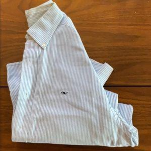 Vineyard Vine Whale Shirt - M